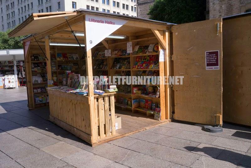 Quioscos y estructuras hechas con for Como construir un kiosco en madera
