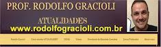 Nosso professor  Rodolfo Gracioli chegou com tudo!
