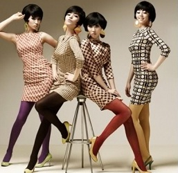 60s Fashion Trends Autumn Winter 2011 2012