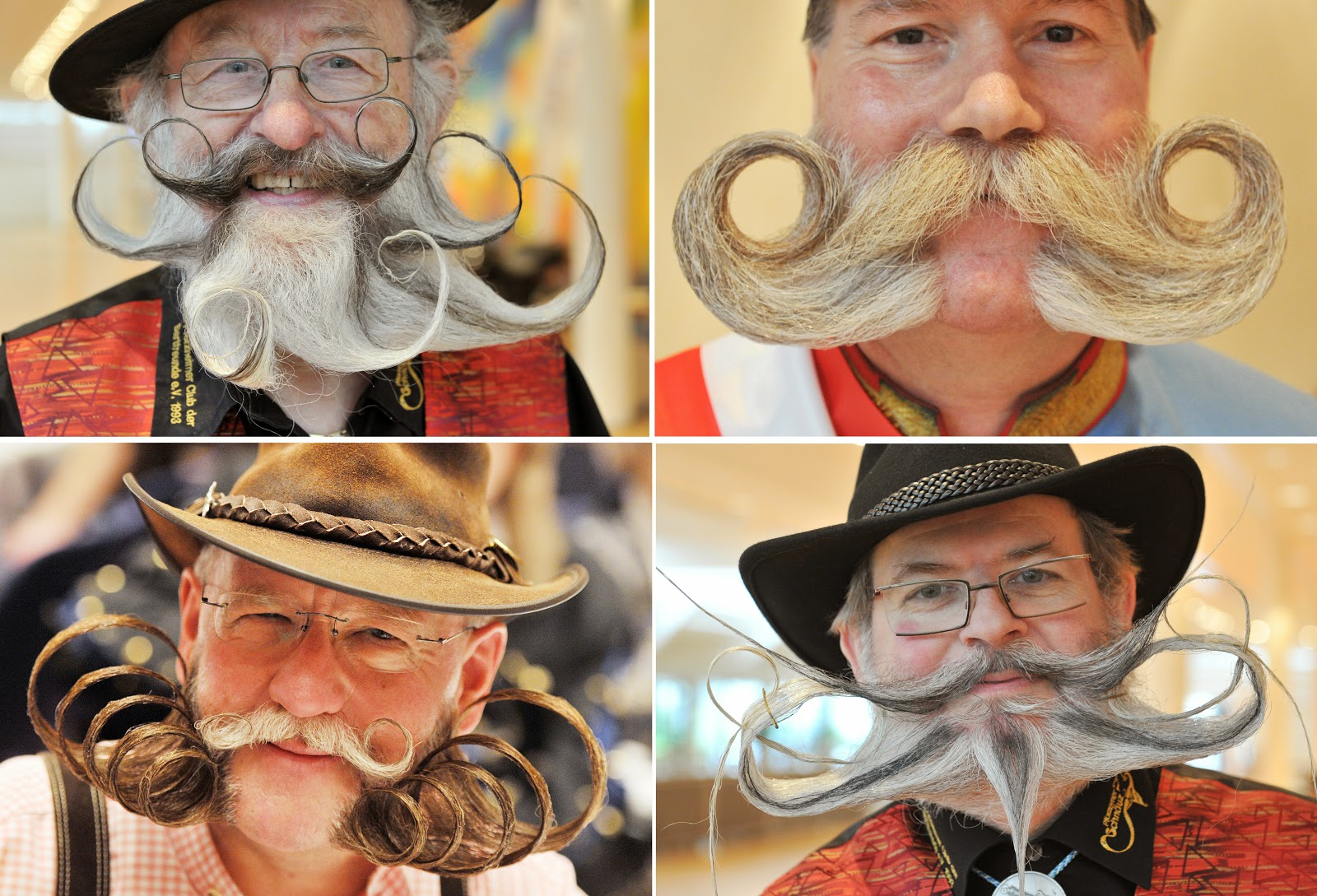 German Beard Championships in Pictures