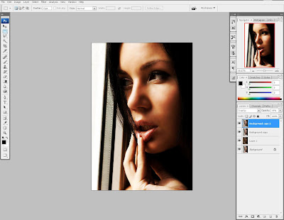 Photo Retouching in Photoshop