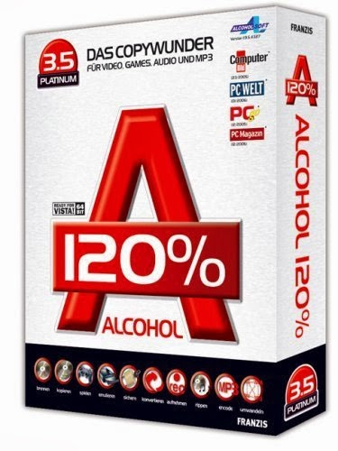 Alcohol 120 repackbox - e020