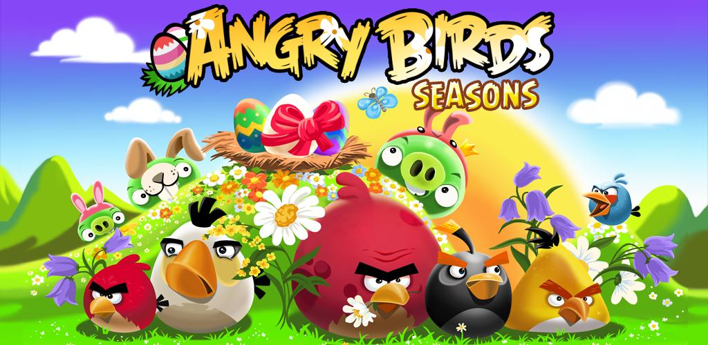 Download Angry Birds Seasons PC (v2.3.0) For FREE