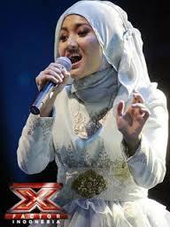 fatin shidqia lubis pemenang x factor indonesia 24 mei 2013