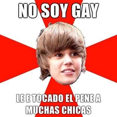 Foto de Justin Bieber mostrando el pene causa revuelo