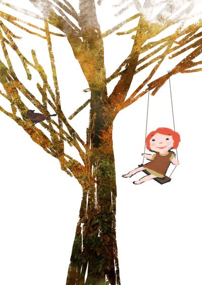 Illustration Friday - Tree