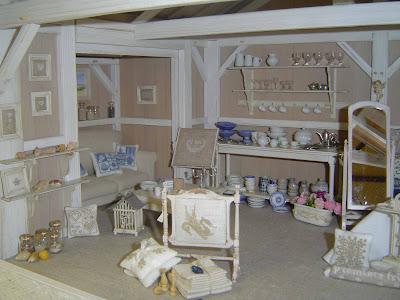 Chantal SIGURET, Michelle LEBOUTEILLER, Boutique, Miniature