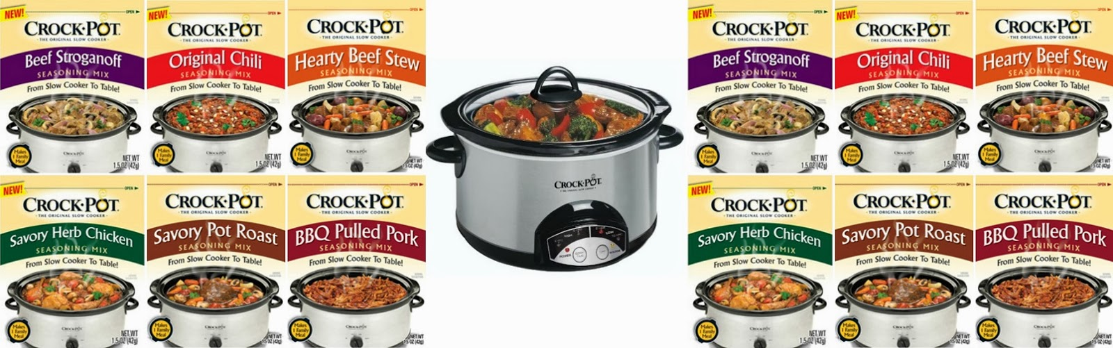 Crock-Pot giveaway
