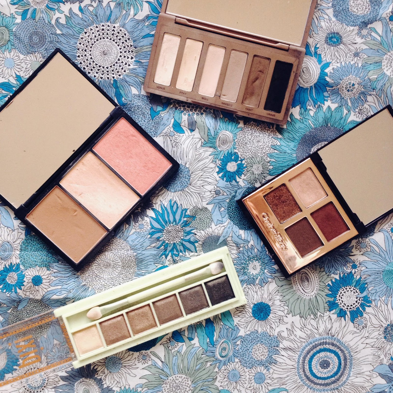 best eyeshadow palettes review
