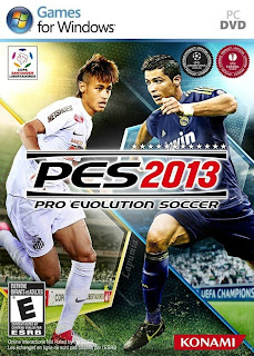Poster pes3 Download – Jogo Pro Evolution Soccer 2013 PROPER RELOADED PC