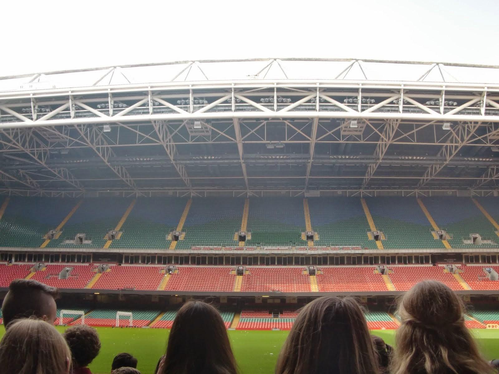 Inside/Im Stadion