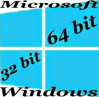 What is the difference between 32-bit and 64-bit Windows