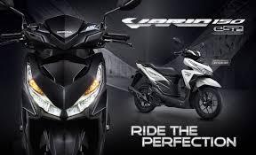 Daftar Harga Motor Honda Tebaru Tahun 2015