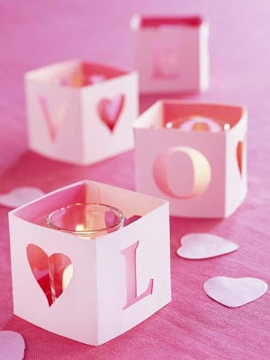 romantic-candle-ideas-for-valentines-day - 3 Creative Valentine's Day Ideas