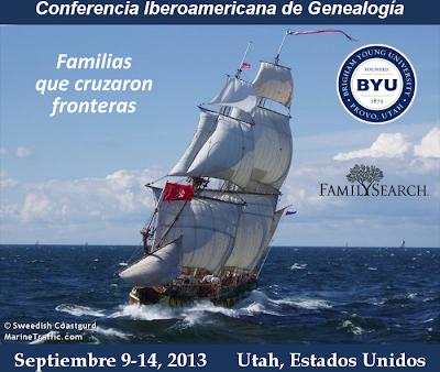 Conferencia Iberoamericana de Genealogía