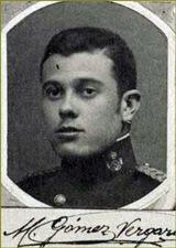 Teniente Miguel Gómez Vergara