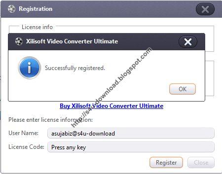 Xilisoft Video Converter Ultimate v7.7.1 build 20130115