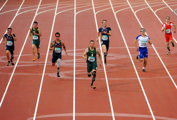 Puresh Power: Paralympic Games 2012 - Athletics