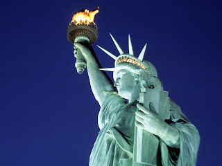 Lady Liberty New York Wallpapers