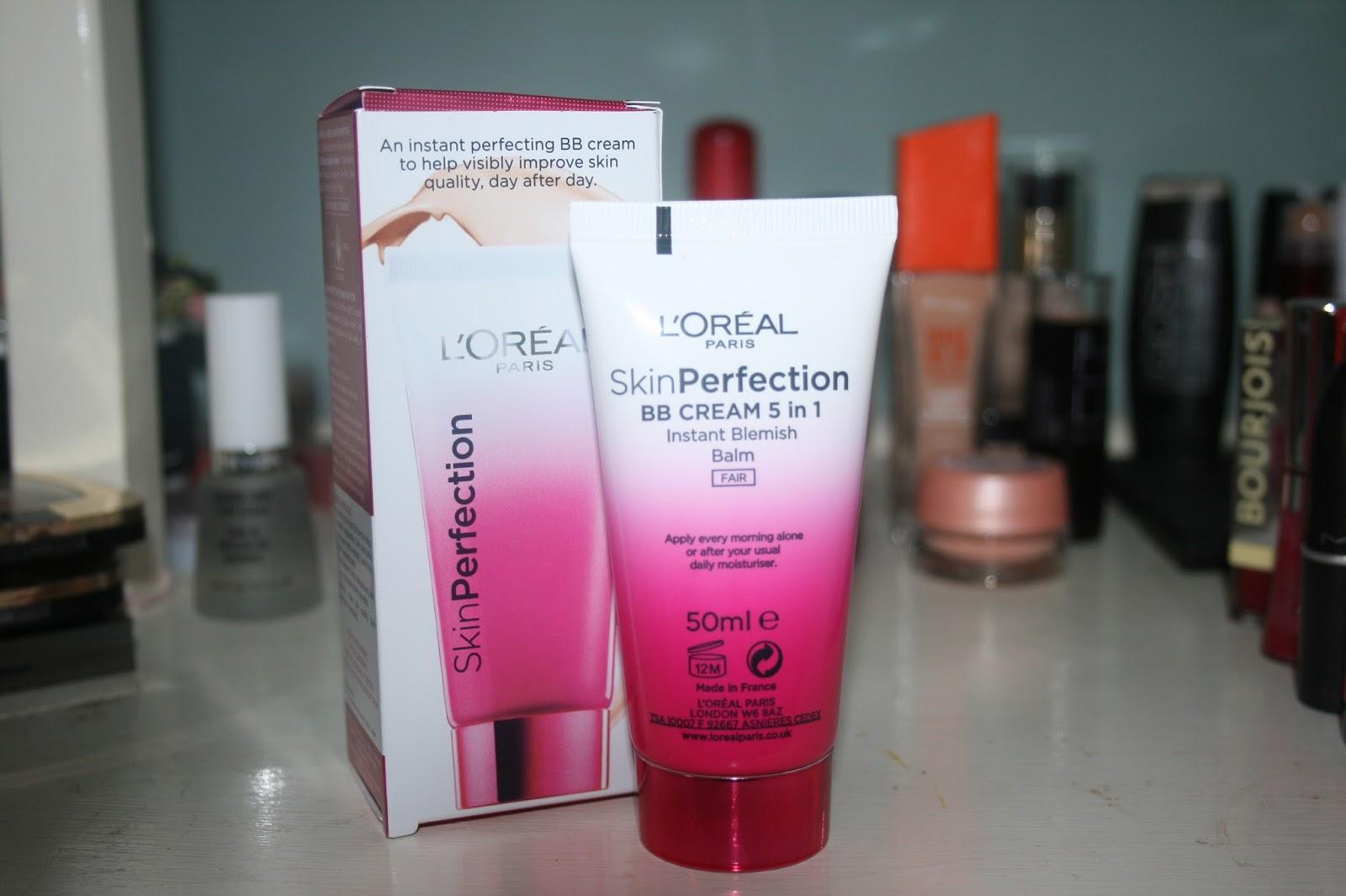 Gorgeous Darling Loreal Paris Skin Perfection Bb Cream