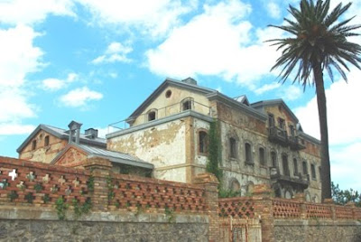 Castrillón, conjunto industrial de Arnao