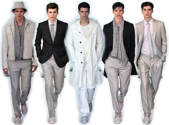 Hottest Styles In Men's Suits ~ Men's Fashion Wear