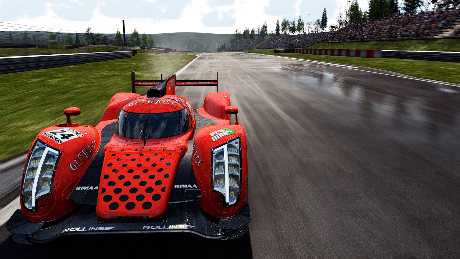 Project Cars Videos: Audi R18