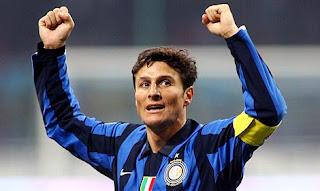 Zanetti no piensa todavia en Retirarse del Fútbol