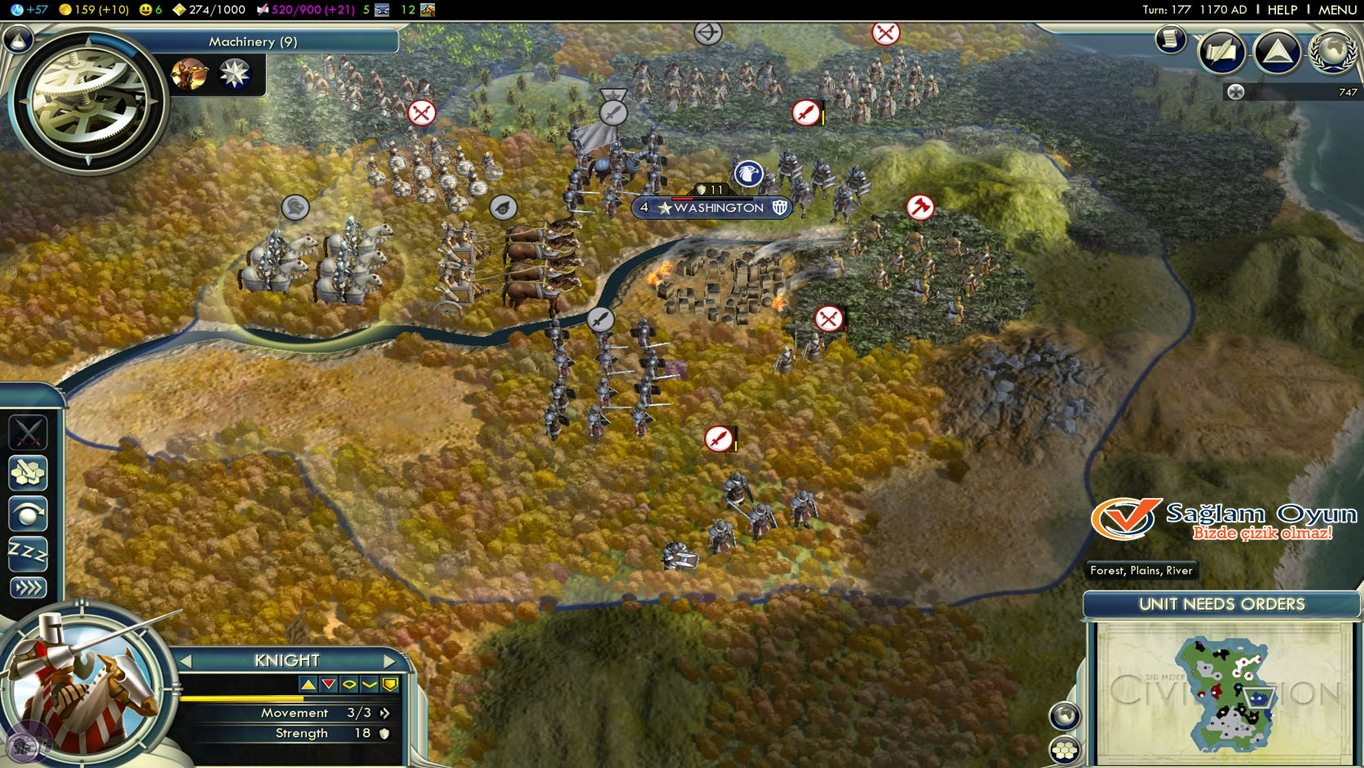 The ultimate source of patches addons for Civilization 5 V download civiliz