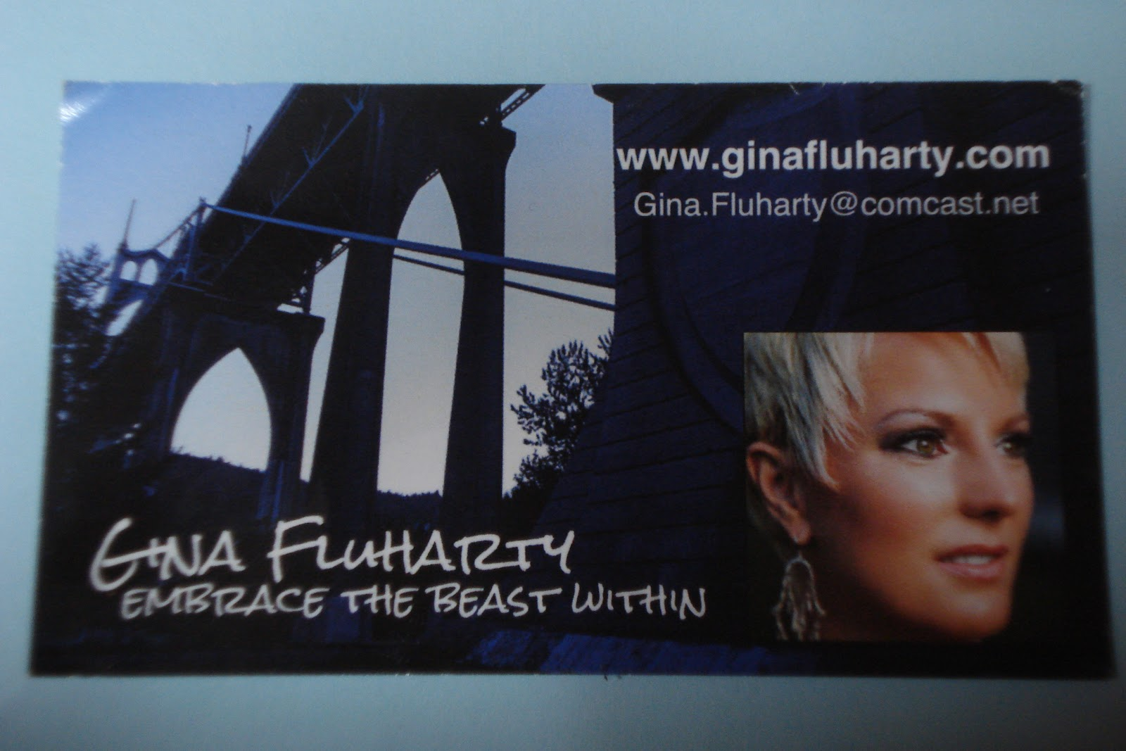 author marketing 101: mirror your business cards and website