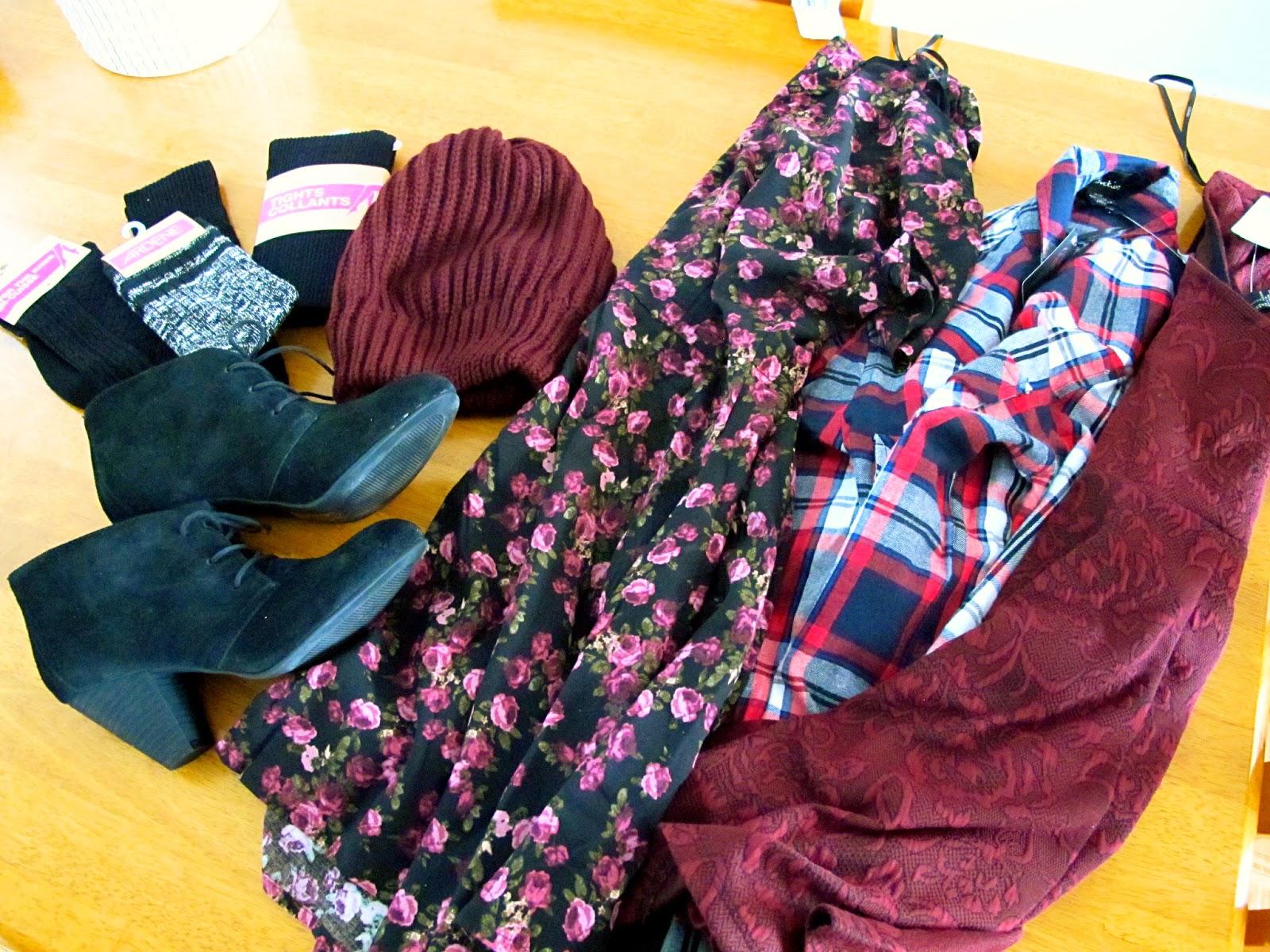 autumn style haul