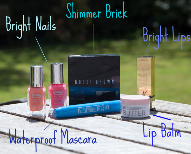 Holiday Essential Makeup Beauty Products