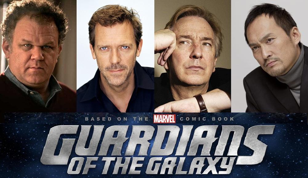 Marvel saca la artillería pesada para Guardians of the Galaxy