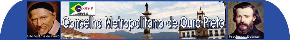 Conselho Metropolitano de Ouro Preto da SSVP