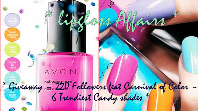 Lipgloss Affair&#39;s Giveaway