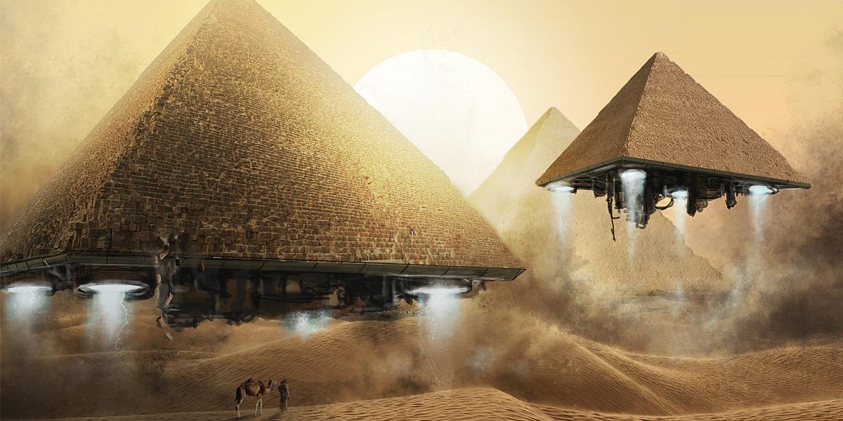 Desert Fantasy Art l 300+ Muhteşem HD Twitter Kapak Fotoğrafları