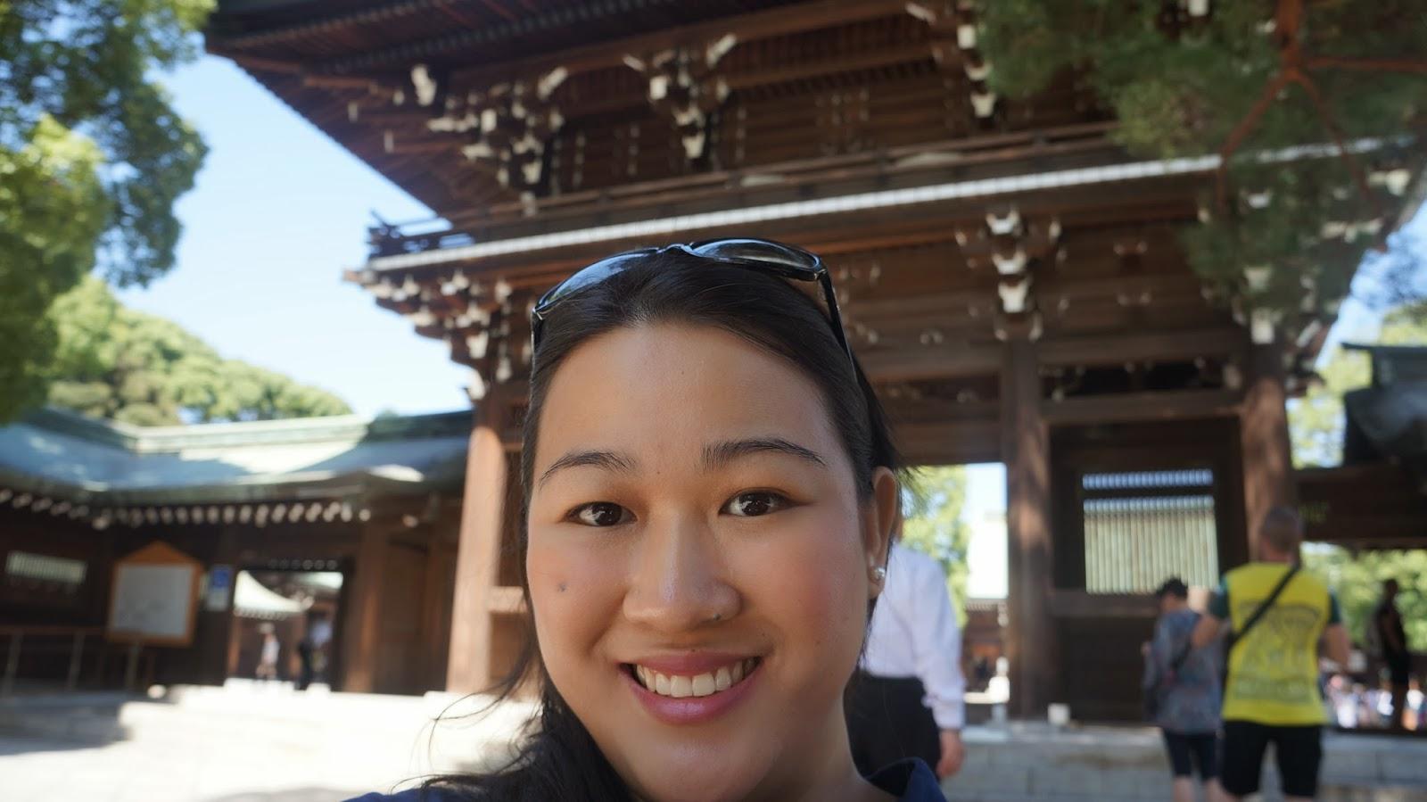 Meiji Temple Tokyo Japan
