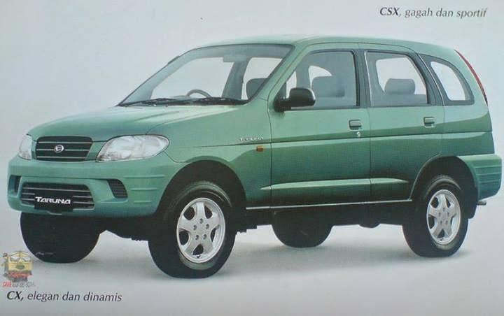 Berikutnya Adalah Daihatsu Taruna F Series Pada Seri Ini Terdiri Dari 4 Type Yang Pertama FL Terendah Praktis Dan Fungsional