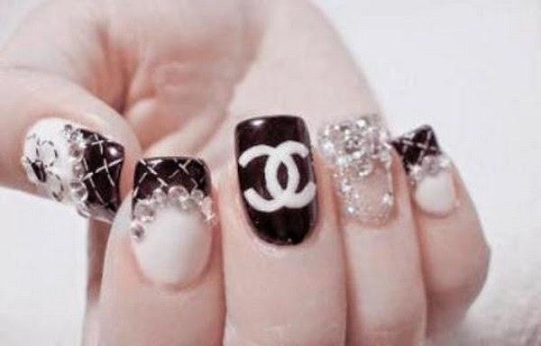 Most Beautiful Nail Art Designs 2014