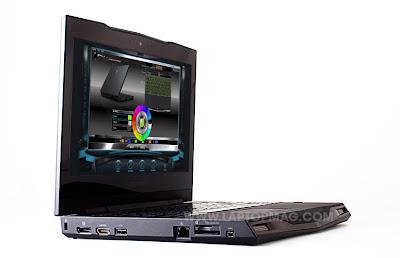 Alienware M11x R3 2nd Core i5 processor