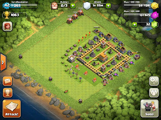 Art of War? I prefer Clash of Clans