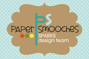 Paper Smooches Sparks DT