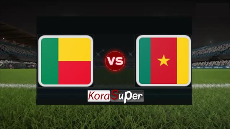 مشاهدة مباراة الكاميرون وبنين 02-07-2019