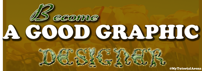 Become A good and professional graphic designer