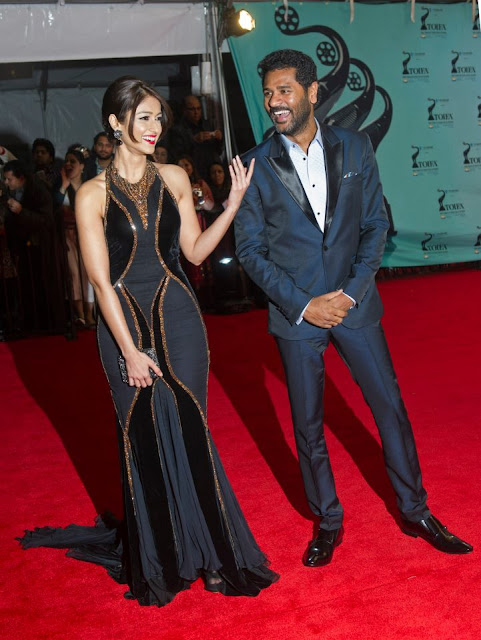 Red carpet of Times Of India Film Awards 2013 (TOIFA)