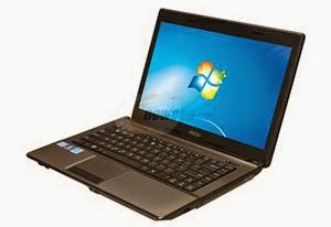 Driver ASUS Slimbook X44H Windows 7 32bit