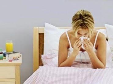 Tips Sehat Mengatasi Flu Berat