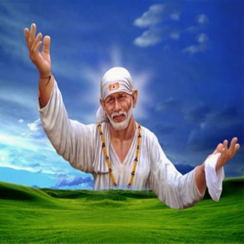 shiridi sai baba wallpapers