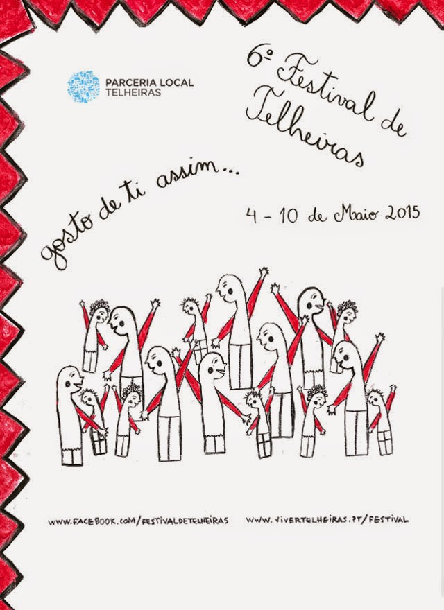 O 6º Festival de Telheiras está a chegar!