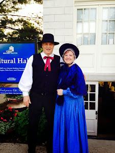 Elder & Sister Schultz